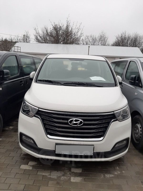 Hyundai H1, 2018 год, 1 668 000 руб.
