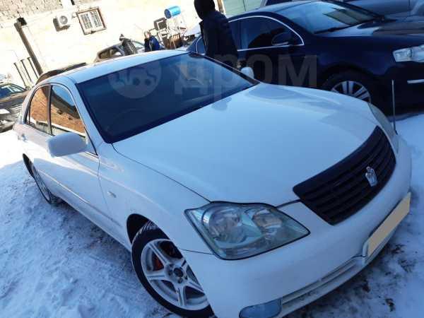 Toyota Crown, 2005 год, 190 000 руб.