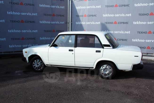Лада 2107, 1992 год, 45 000 руб.