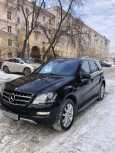Mercedes-Benz M-Class, 2011 год, 1 010 000 руб.