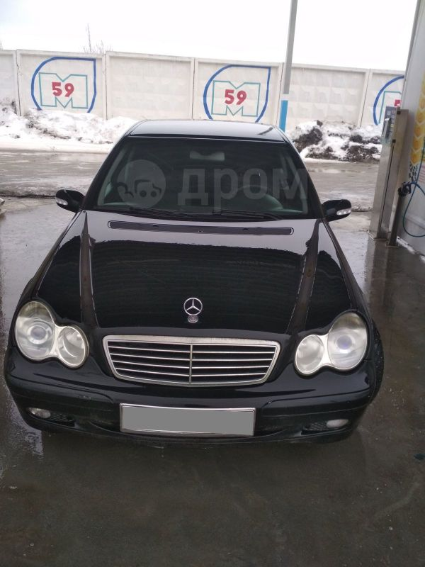 Mercedes-Benz C-Class, 2004 год, 339 000 руб.