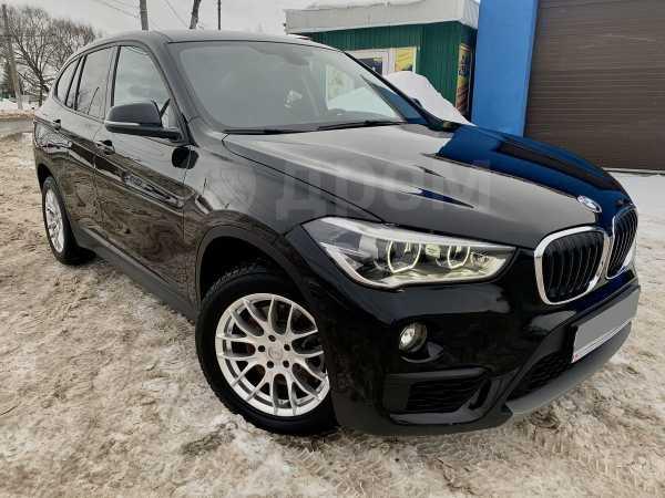 BMW X1, 2016 год, 1 540 000 руб.