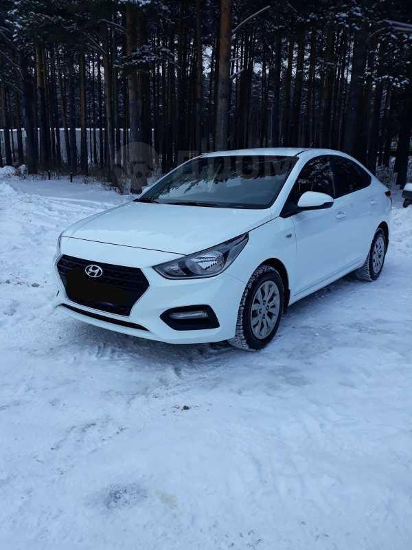 Hyundai Solaris, 2018 год, 730 000 руб.