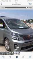 Toyota Vellfire, 2014 год, 1 900 000 руб.
