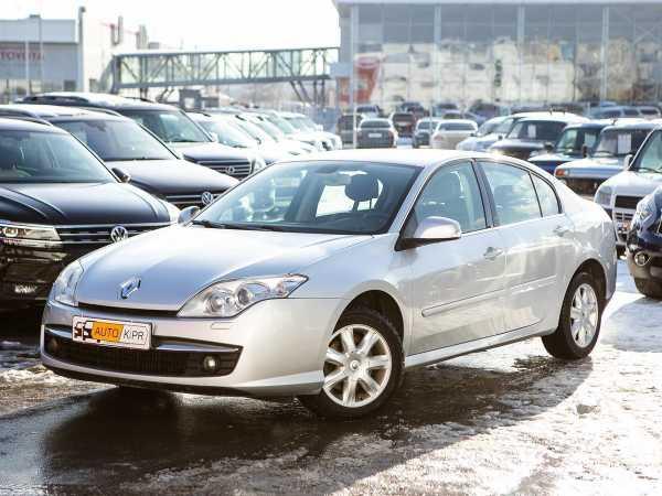 Renault Laguna, 2008 год, 365 000 руб.