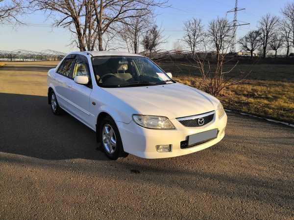 Mazda Familia, 2002 год, 217 000 руб.