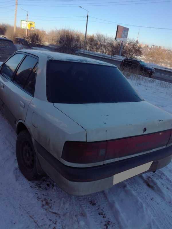 Mazda Familia, 1992 год, 27 000 руб.