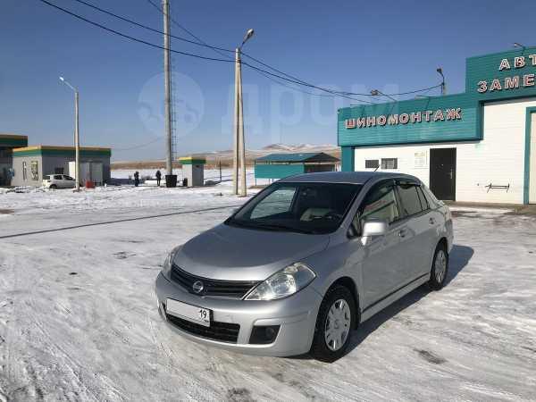Nissan Tiida, 2012 год, 390 000 руб.