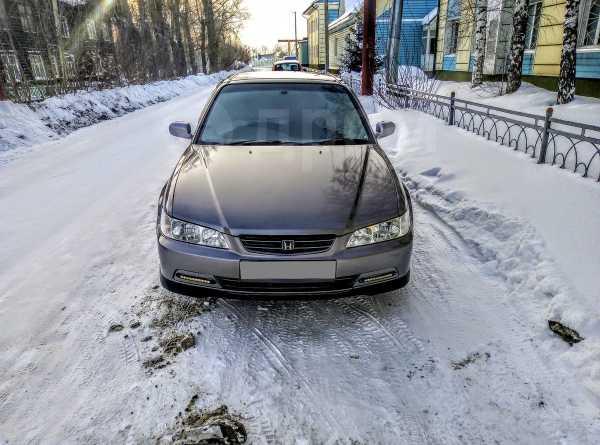 Honda Accord, 2002 год, 275 000 руб.