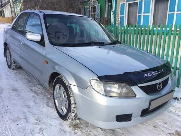 Mazda Familia, 2002 год, 187 000 руб.