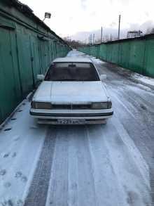 Москва Carina 1986