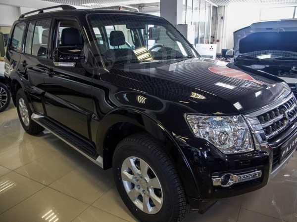 Mitsubishi Pajero, 2019 год, 2 790 860 руб.