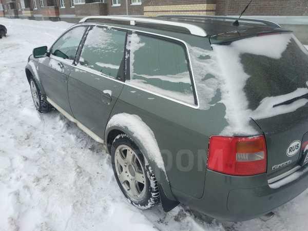 Audi A6 allroad quattro, 2002 год, 260 000 руб.