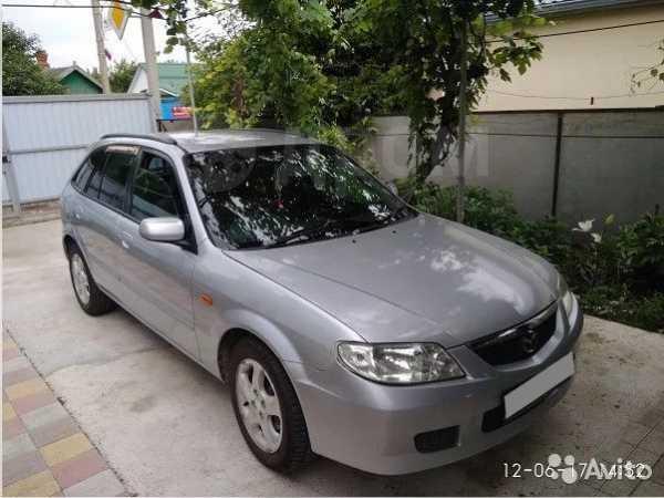 Mazda Familia S-Wagon, 2001 год, 150 000 руб.