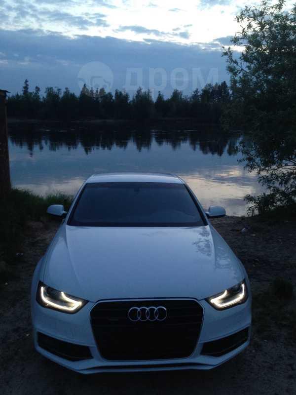 Audi A4, 2012 год, 1 100 000 руб.
