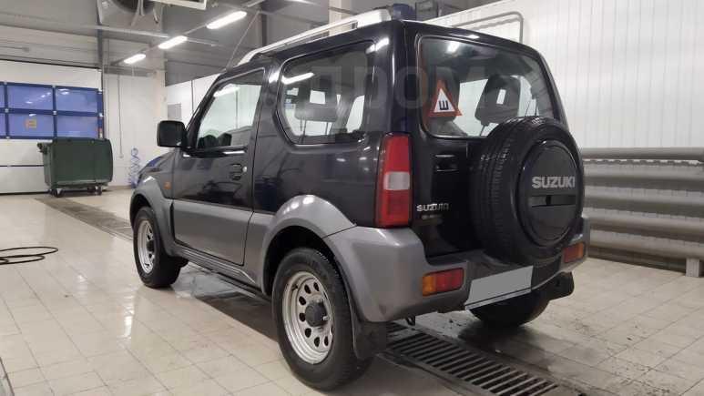 Suzuki Jimny, 2008 год, 545 000 руб.