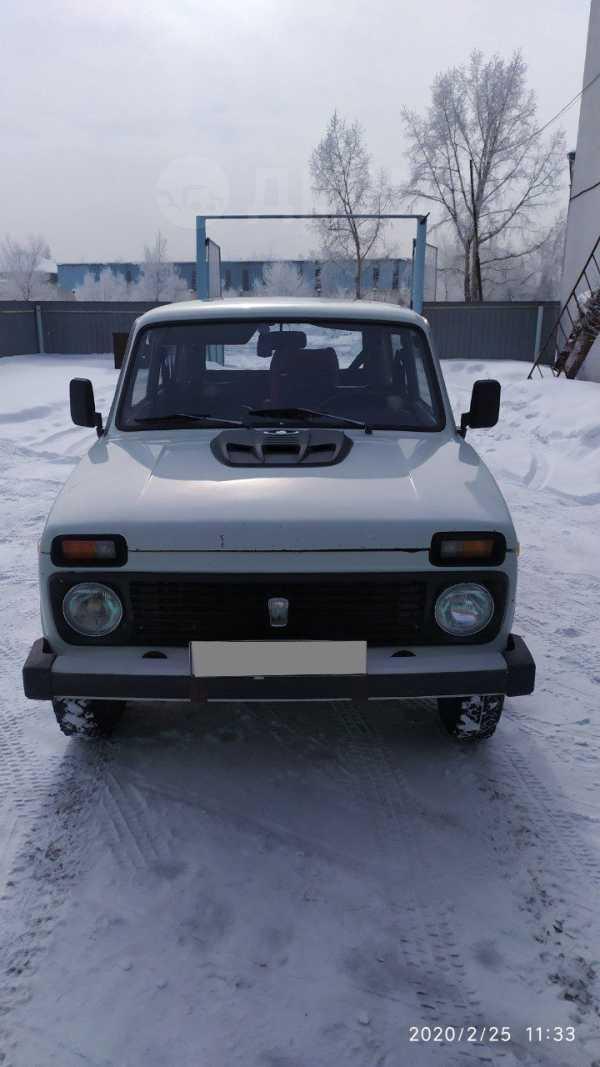 Лада 4x4 2121 Нива, 1984 год, 180 000 руб.