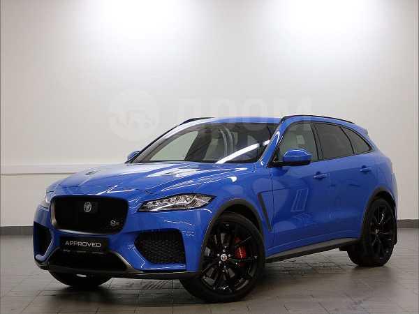 Jaguar F-Pace, 2019 год, 5 699 000 руб.