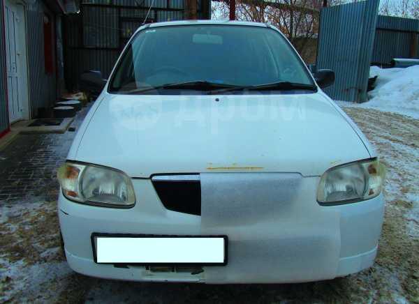 Mazda Carol, 2001 год, 90 000 руб.