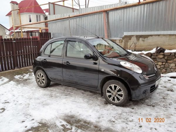 Nissan Micra, 2006 год, 245 000 руб.