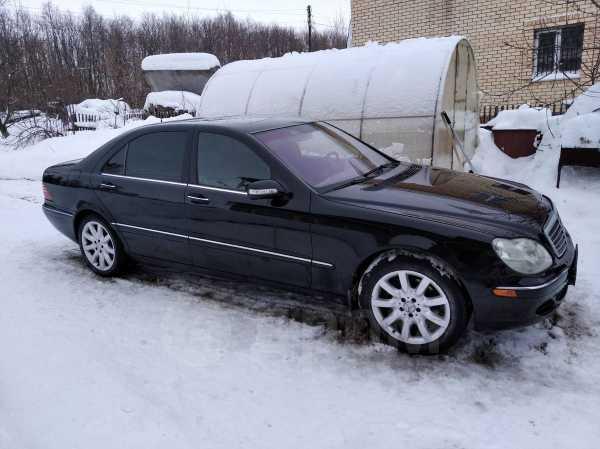 Mercedes-Benz S-Class, 2004 год, 440 000 руб.