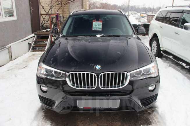 BMW X3, 2015 год, 1 390 000 руб.