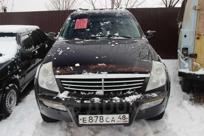 SsangYong Rexton, 2006 год, 365 000 руб.