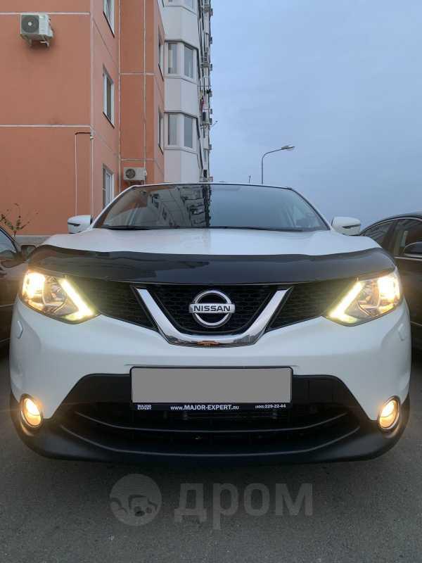 Nissan Qashqai, 2015 год, 1 069 000 руб.