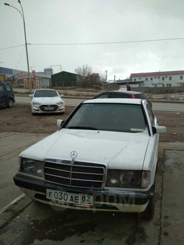 Mercedes-Benz 190, 1986 год, 220 000 руб.