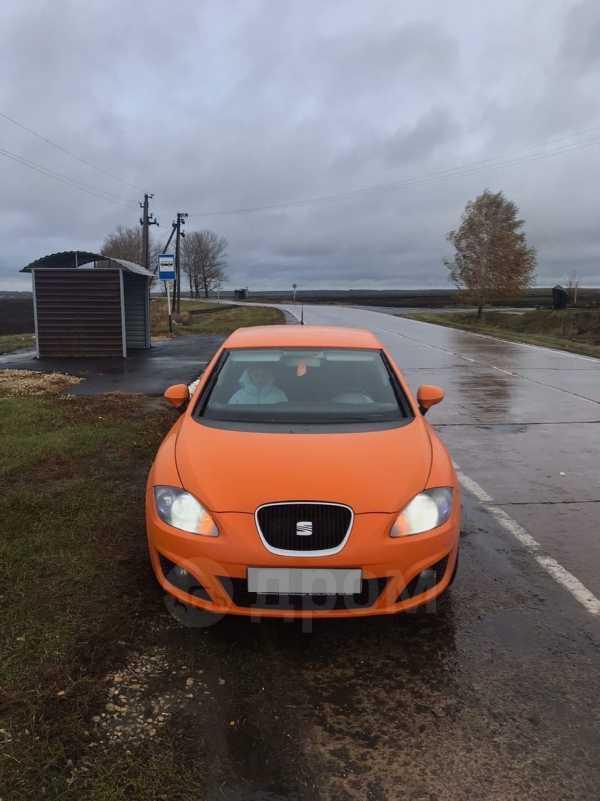 SEAT Leon, 2010 год, 410 000 руб.