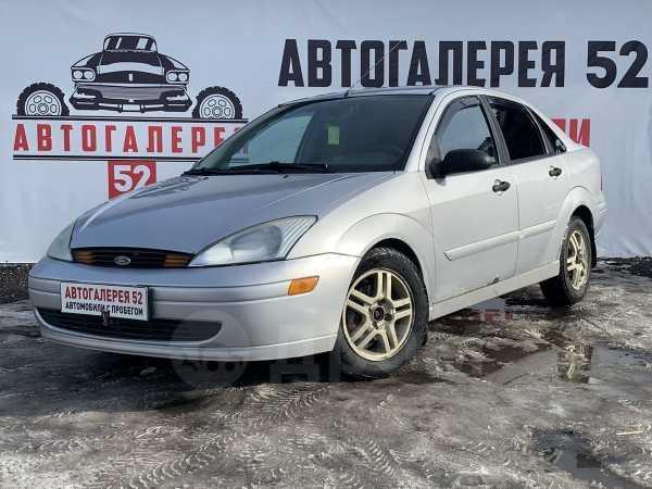 Ford Focus, 1999 год, 93 000 руб.