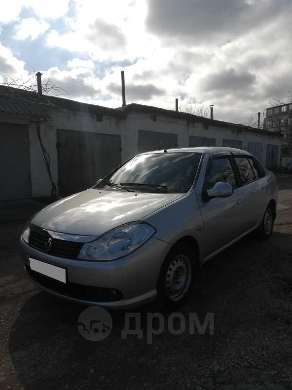 Renault Symbol, 2009 год, 290 000 руб.