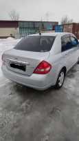 Nissan Tiida Latio, 2008 год, 343 000 руб.