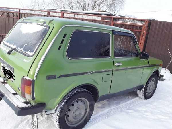 Лада 4x4 2121 Нива, 1995 год, 129 000 руб.