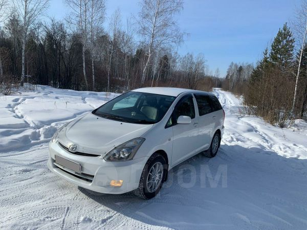 Toyota Wish, 2007 год, 670 000 руб.