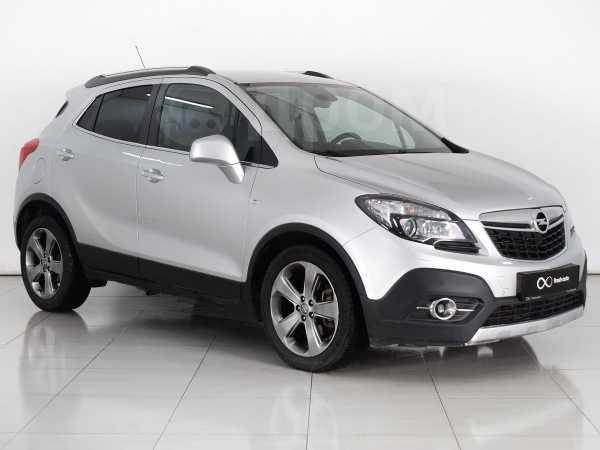 Opel Mokka, 2013 год, 725 000 руб.
