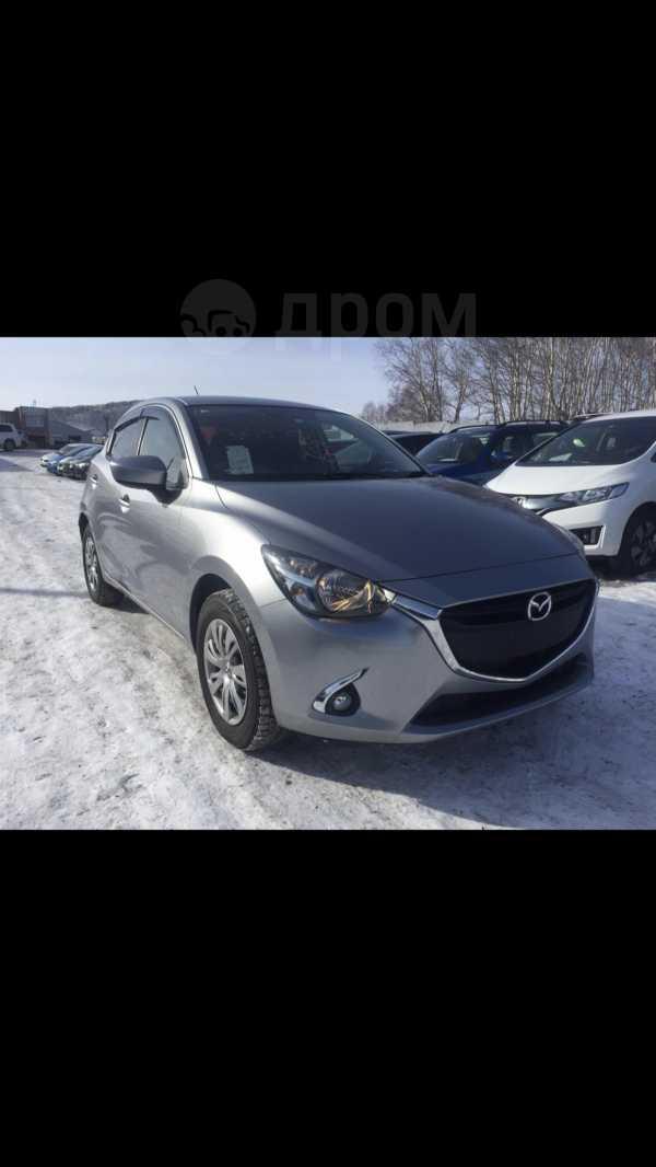 Mazda Demio, 2016 год, 625 000 руб.