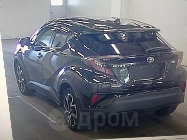 Toyota C-HR, 2017 год, 1 425 000 руб.