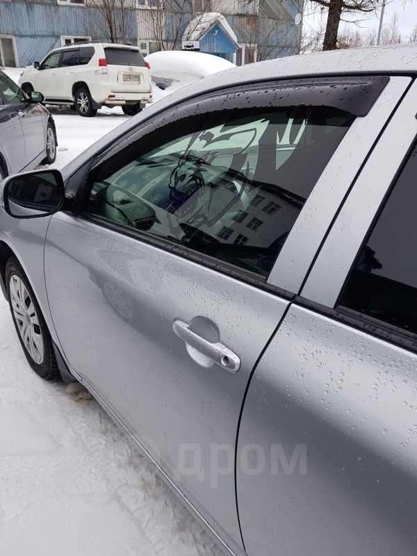 Toyota Corolla FX, 2011 год, 700 000 руб.
