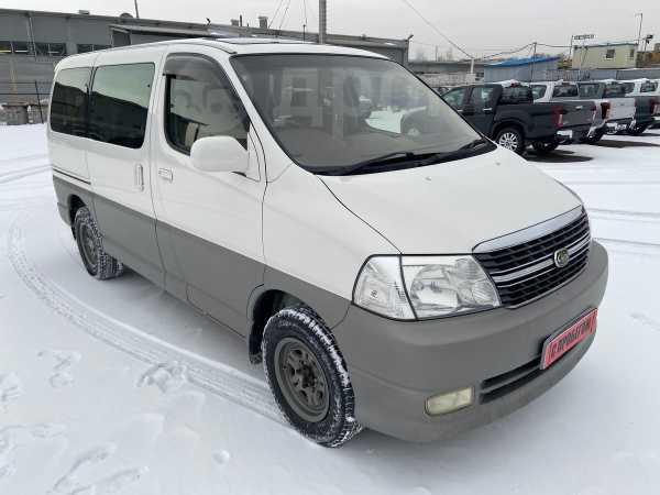 Toyota Granvia, 2000 год, 530 000 руб.