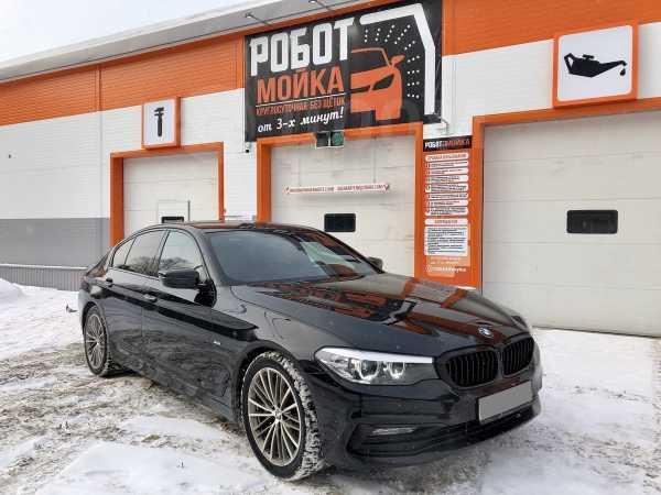 BMW 5-Series, 2017 год, 2 980 000 руб.