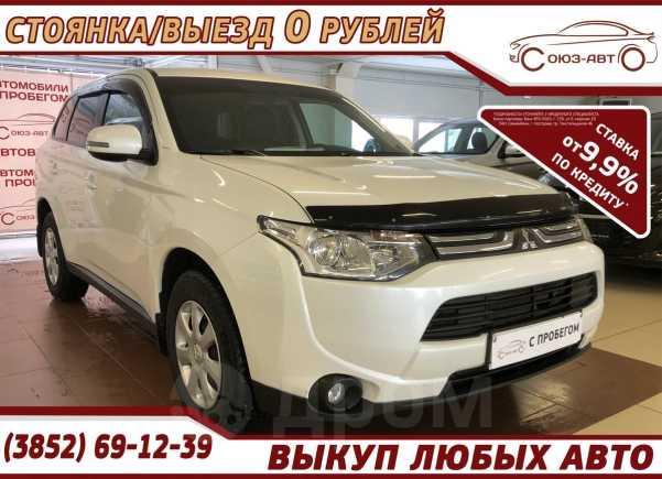 Mitsubishi Outlander, 2013 год, 910 000 руб.