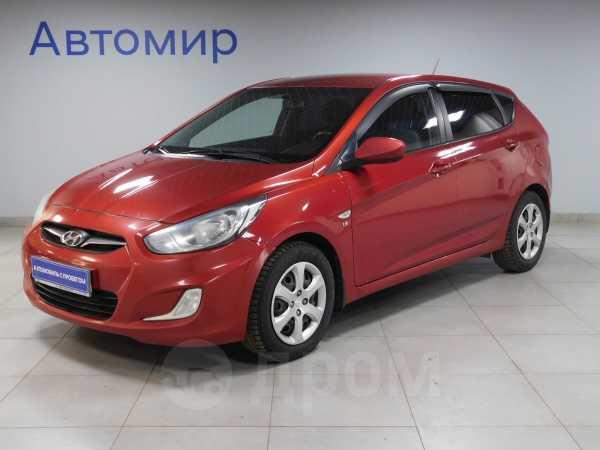 Hyundai Solaris, 2012 год, 354 000 руб.