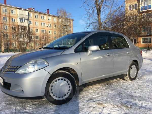 Nissan Tiida Latio, 2009 год, 430 000 руб.