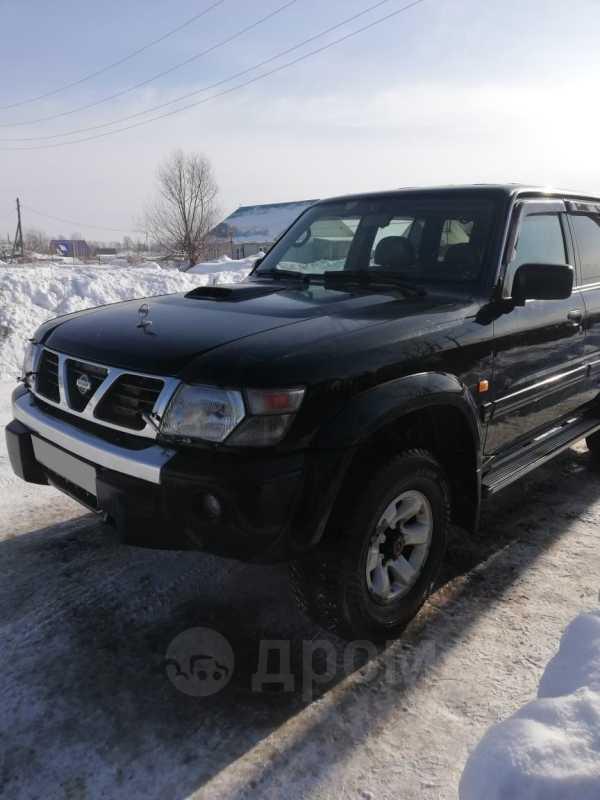 Nissan Patrol, 2001 год, 525 000 руб.