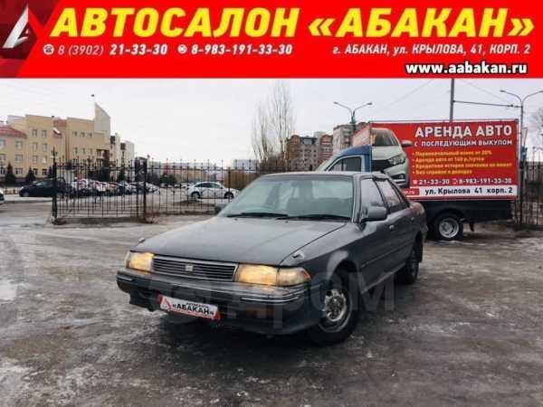 Toyota Corona, 1988 год, 89 000 руб.