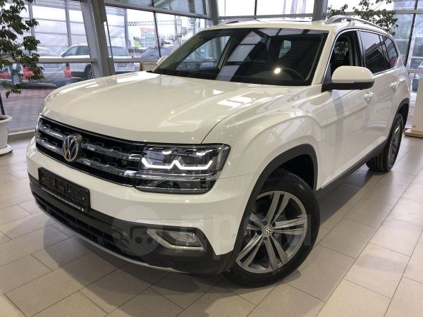 Volkswagen Teramont, 2019 год, 4 009 000 руб.