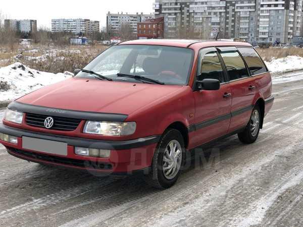Volkswagen Passat, 1995 год, 139 000 руб.