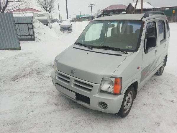Suzuki Wagon R Plus, 2000 год, 80 000 руб.