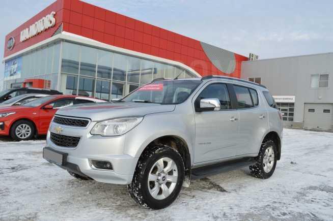 Chevrolet TrailBlazer, 2013 год, 899 000 руб.